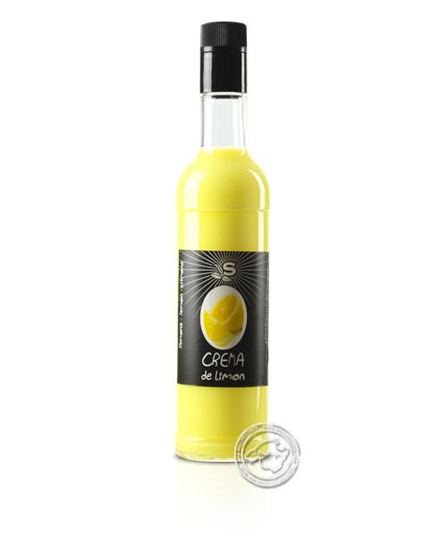 Crema de Limon, 16 %, 0,5-l-Flasche