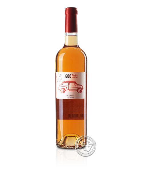 600 Rosado, Vino Rosado, 0,75-l-Flasche