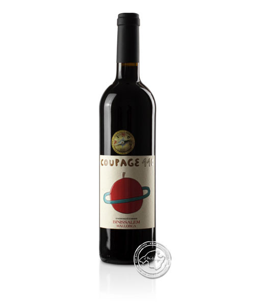 Coupage 110, Vino Tinto 2015, 0,75-l-Flasche