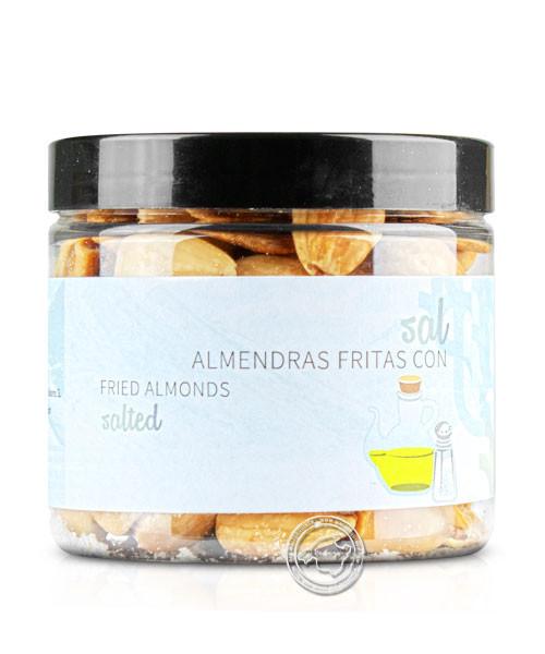 Mallorca Fruits Gran Seleccion Almendra Frita y Salada Geröstete und gesalz. Mandeln, 125 g