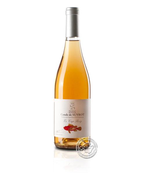 Conde de Suyrot Es Cap Roig, Vino Rosado 2020, 0,75-l-Flasche