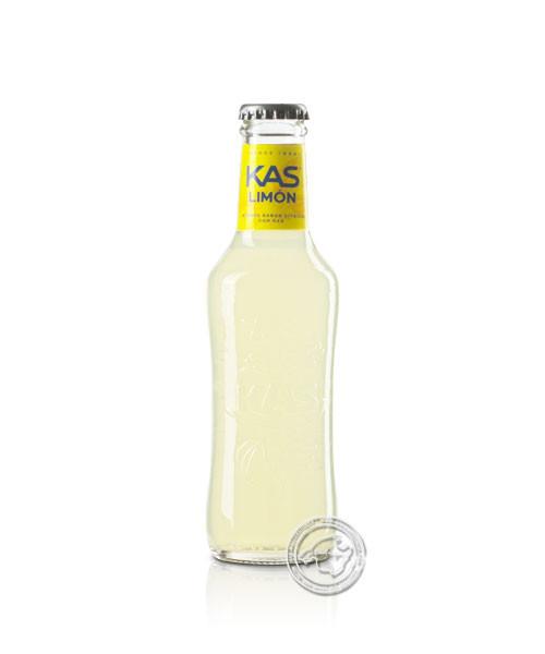 Kas Limón con Gas, 0,2-l-Flasche