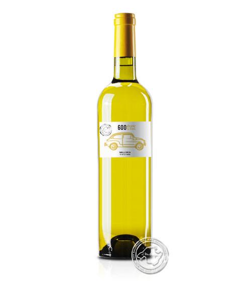 600 Blanc de Blancs, Vino Blanco, 0,75-l-Flasche