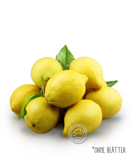 Zitronen aus Mallorca, je 1 kg