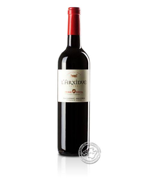 Pere Seda L`Arxiduc Negre, Vino Tinto 2018, 0,75-l-Flasche