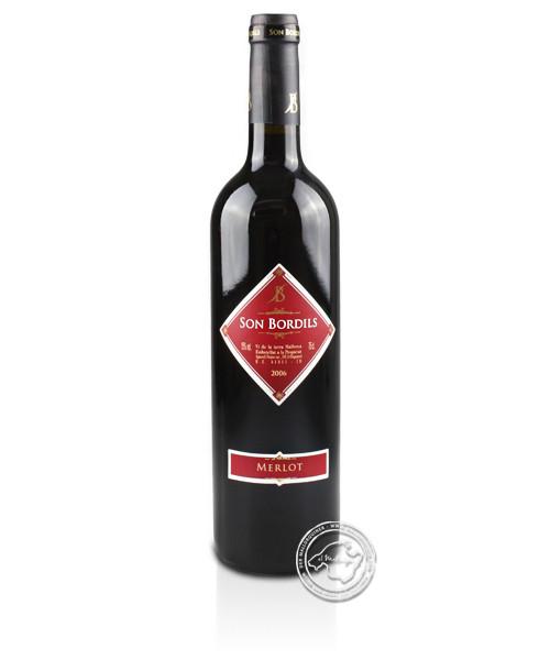 Merlot, Vino Tinto 2010, 0,75-l-Flasche