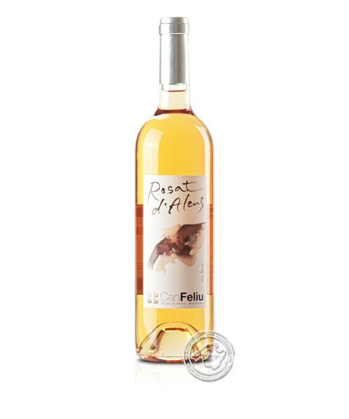 Rosat d´Alens, Vino Rosado 2019, 0,75-l-Flasche