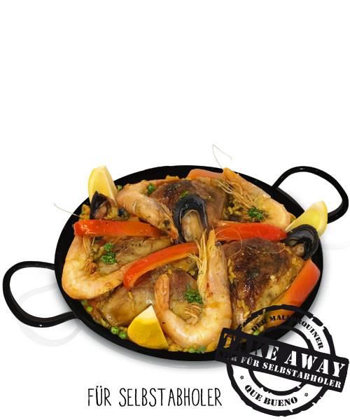 Paella de Mixto - Paella gemischt,, PRO PERSON