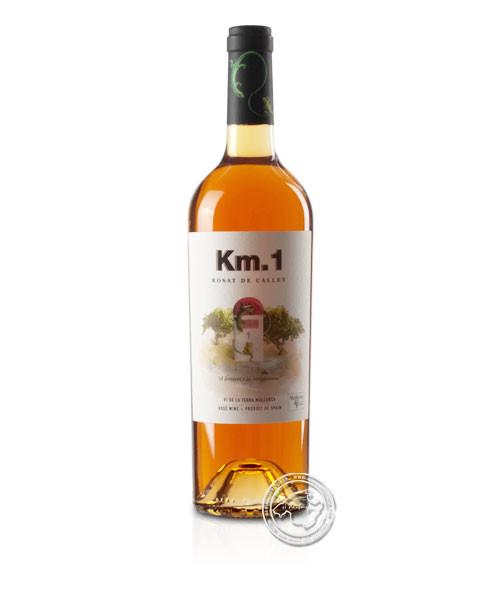 KM1 Rosat ecológico, Vino Rosat 2019, 0,75-l-Flasche