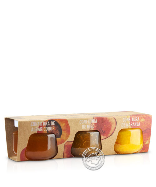 Glosa Marina Mermelada Dolce de Albaricoque, Higo y Naranja, 195 g