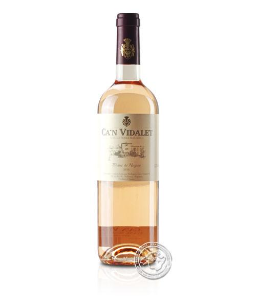 Ca´n Vidalet Blanc de Negres, Vino Blanco 2020, 0,75-l-Flasche