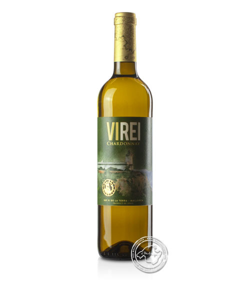 Vi Rei Chardonnay, Vino Blanco 2019, 0,75-l-Flasche