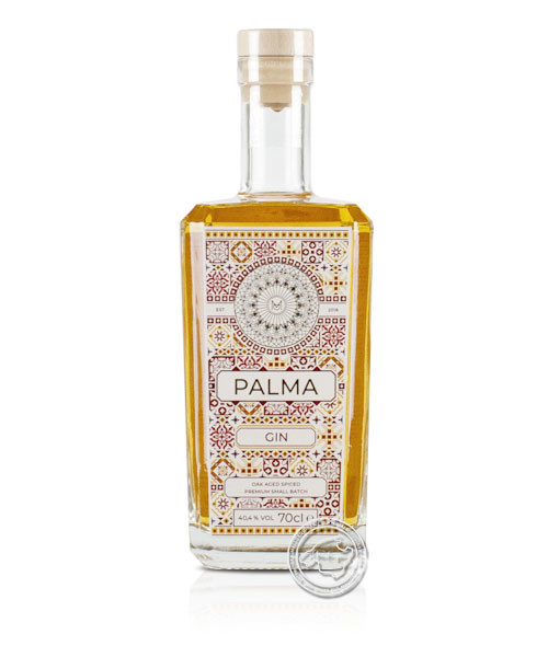 Palma Gin Oak Aged Spiced 40,4%, 0,7-l-Flasche