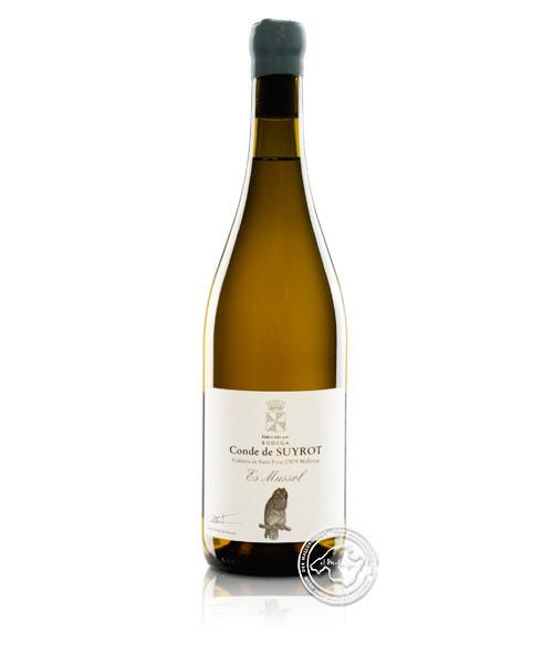 Conde de Suyrot Es Mussol, Vino Blanco 2019, 0,75-l-Flasche