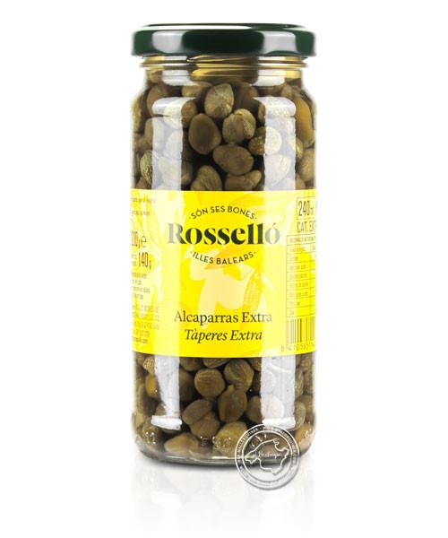 Rosello Alcaparras Extra, 200/140 g
