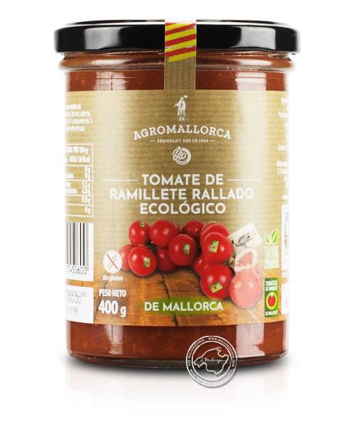 Tomate de Ramillete Triturado ecológico, 400 g