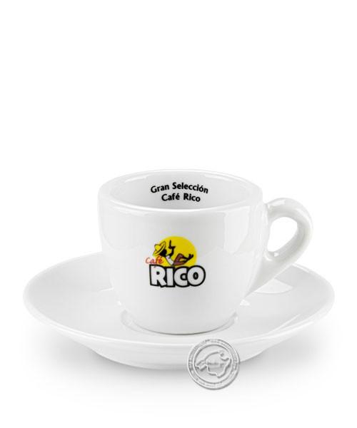 Cafe Tazas Rico las pequeñas para café o cortado, je Stück