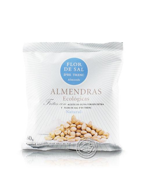 Gusto Mundial Almendras Natural 80 g.