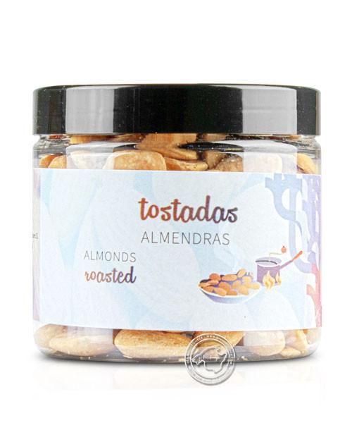 Mallorca Fruits Gran Seleccion Almendra Tostada Geröstete Mandeln aus Mallorca, 125 g