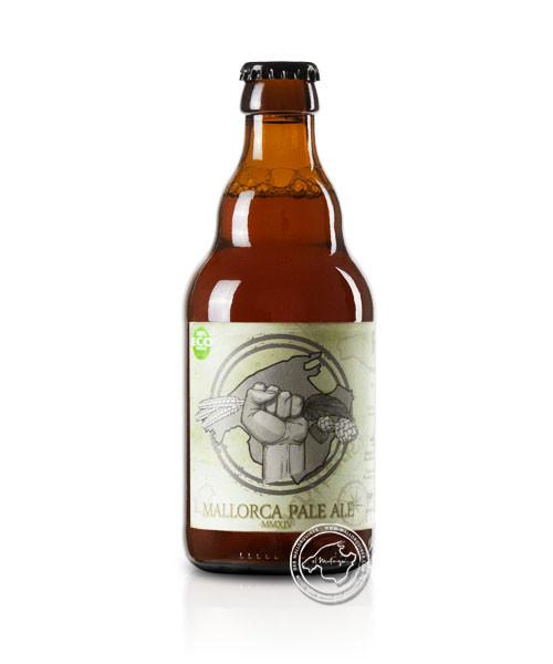 Mallorca Pale Ale, 0,33-l-Flasche
